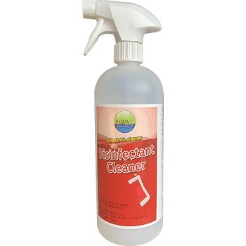 Aqua Chempacs Disinfectant Cleaner Bottle And Sprayer