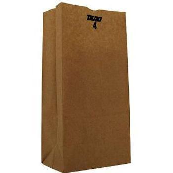 Duro Bag 4# Kraft