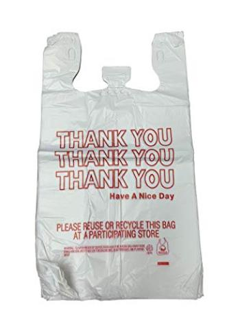 "T-Shirt ""Thank You"" Bag"