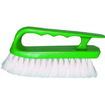Utility Brush With Handle