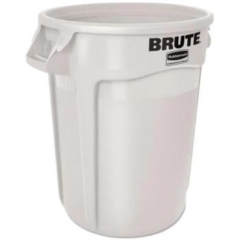 BRUTE 20 Gal. Round Trash Can