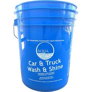 Car Wash Blue Bucket 5 Gallon
