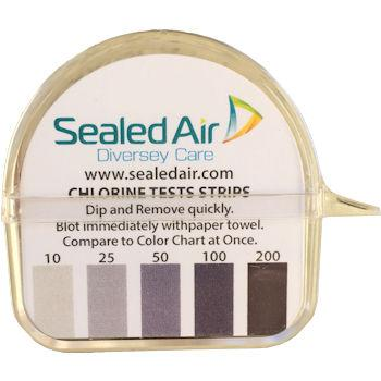 Chlorine Test Strip Paper