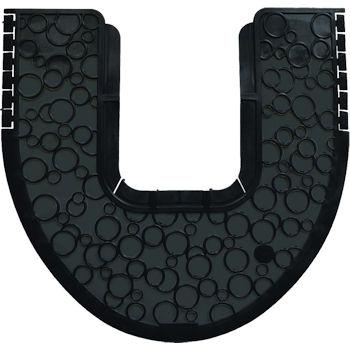 P-Shield Commode Floor Mat