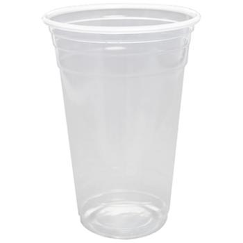 Karat Earth 16oz Plastic Ultraclear Cup