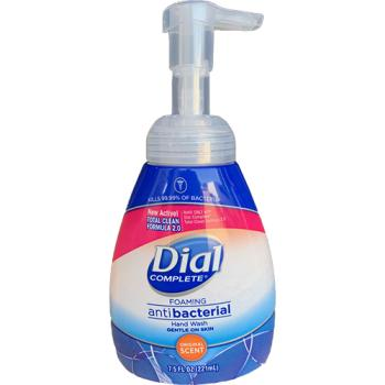 Dial Complete Foaming Antibacterial Hand Wash Original Scent (8) 7.5oz