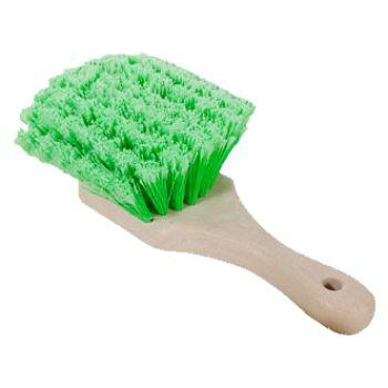 Green Fender & Utility Brush