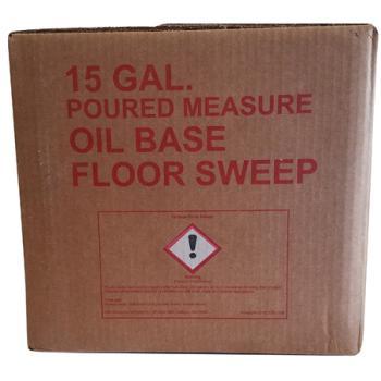 Oil-Based Floor Sweep 50#