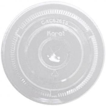 Karat Earth Ultraclear Straw Slot Lids 98mm