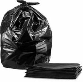 Trash Liner 28x46 1.25mil 23Gallon Black Slim Jim