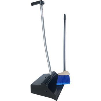 Lobby Broom And Dustpan