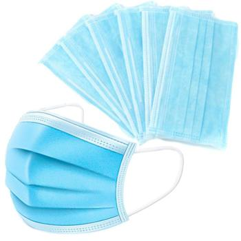 3 Ply Earloop Face Mask 50ct.