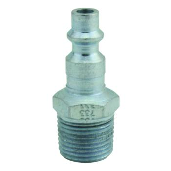 "1/4"" Male MNPT M-Style Plug"