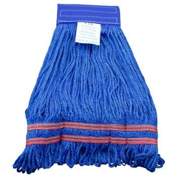 Blue Microfiber Mop Head