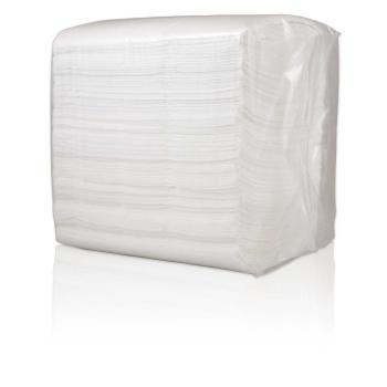"White Interfold Napkins 6.5""x7.825"""