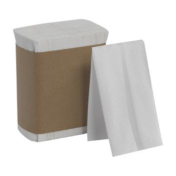 "White TallFold Napkins 3.5""x6.75"""