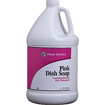 Pink Foaming Dish Soap 4gallons