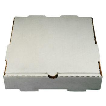 """12"""" White Pizza Box"""