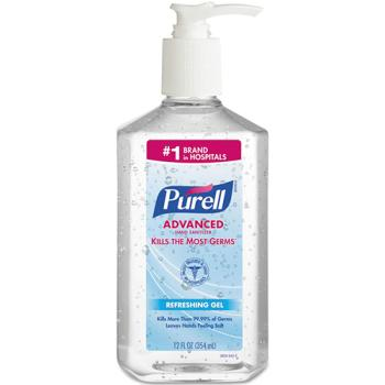 Purell Hand Sanitizer 12oz 12-Pack