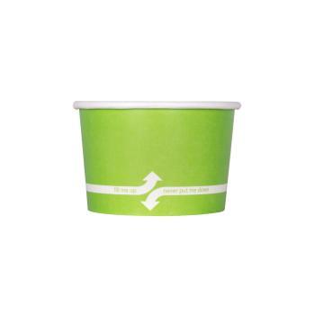 Karat ECO 4oz. Paper Squat Container