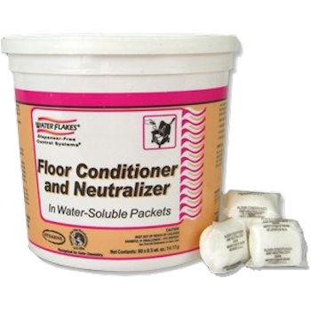 Stearns Floor Conditioner WaterFlakes