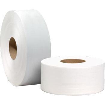 "9"" 2-Ply Universal JRT Toilet Tissue"