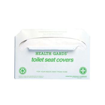 1/2 Fold Toilet Seat Covers