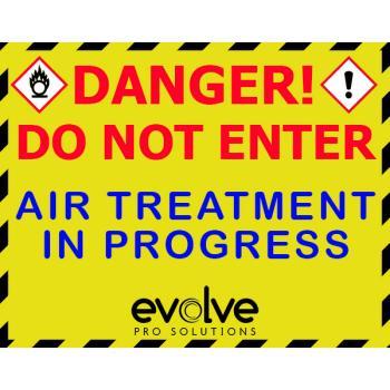 Evolve Air Treatment Magnet